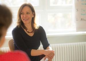 Seminarleitung Dipl.-Psych. Anna-Maria Steyer