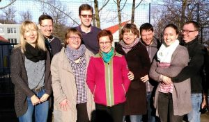 Teilnehmer des Seminars von Dipl.-Psych. Anna-Maria Steyer für Eltern von Kindern mit Down-Syndrom in Weimar 2017: Innere Stärke entfalten entfalten