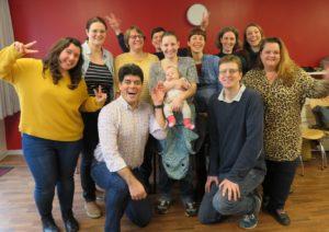 Eltern von Kindern mit Down-Syndrom Weimar